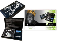 Notorious B.I.G Platinum Series Digital Pocket Scale- 100g X 0.01g