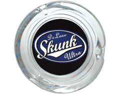 Skunk Glass Ashtray