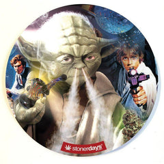 "Star Wars ""Yoda"" Dab Mat"