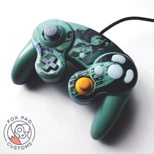 FROPPY CUSTOM CONTROLLER