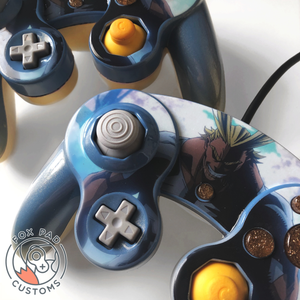 ALL MIGHT CUSTOM CONTROLLER