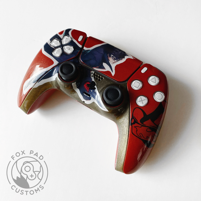 JOKER CUSTOM PS5 CONTROLLER