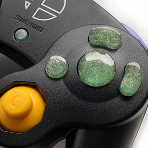 SPEARMINT GAMECUBE CONTROLLER BUTTON SET