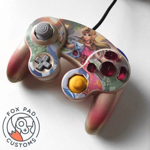 GAMECUBE CONTROLLERS – foxpad customs