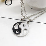 Yin & Yang Friendship Necklace