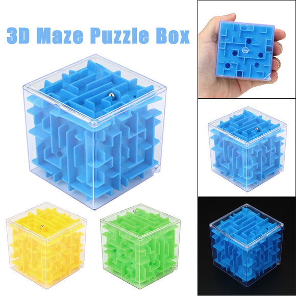 3D Mini Speed Cube Puzzle Game