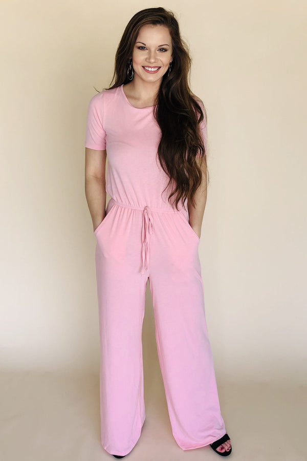 Bayview Jumpsuit-Jumpsuits-Luxe Boutique