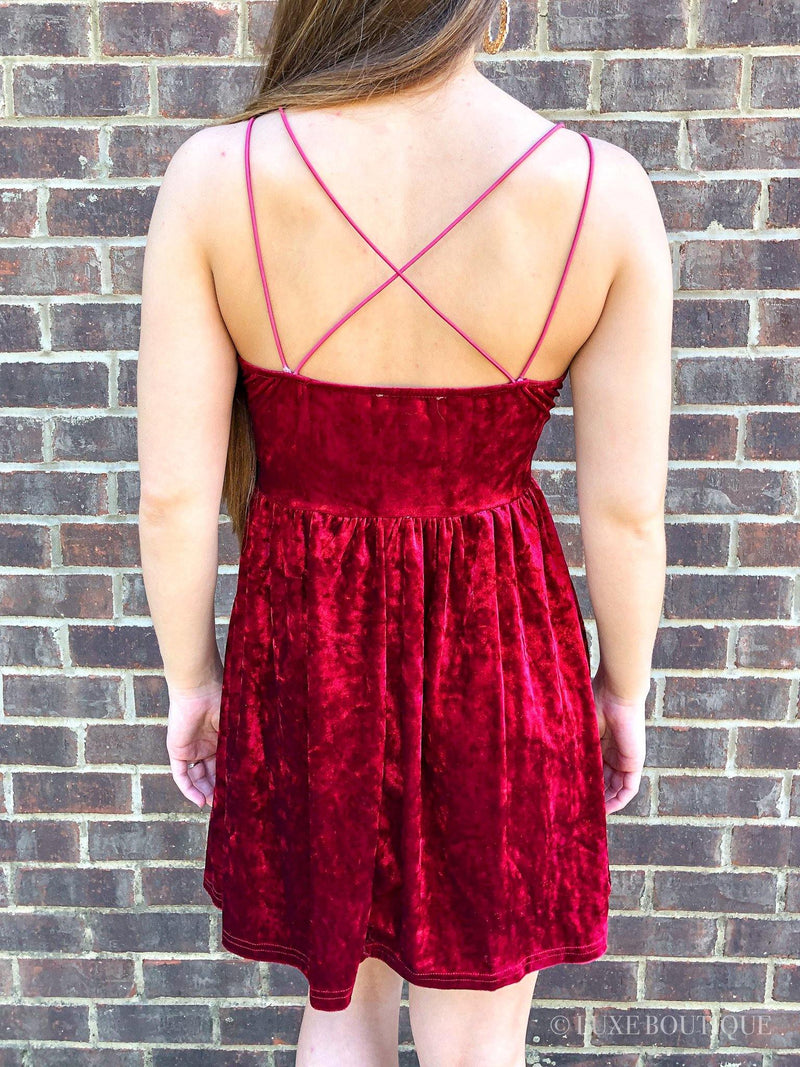 Holiday Dress - Luxe Boutique