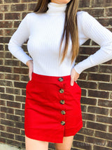 Mandi Skirt - Luxe Boutique