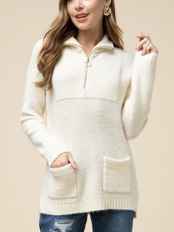 Lillie Pullover - Luxe Boutique