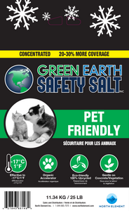 Green Earth Pet Friendly Salt