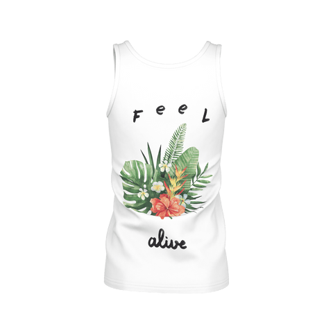 Feel Alive Tank Top