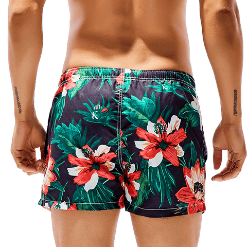 Tropical Roses Swimsuit