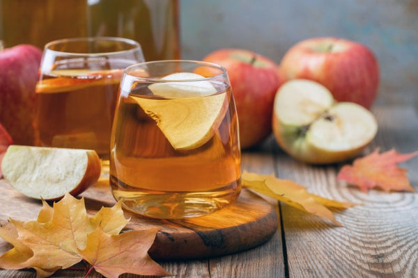 Apple Cider Vinegar - Gives Your Body A Healthy Boost & Detox