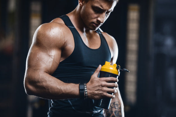 L-Arginine Capsules – For Increased Muscle Pump