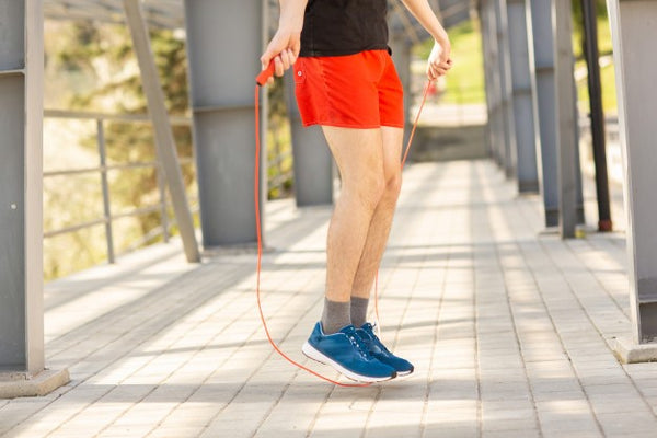 15 Minutes Skipping Rope Workout For Fat Loss
