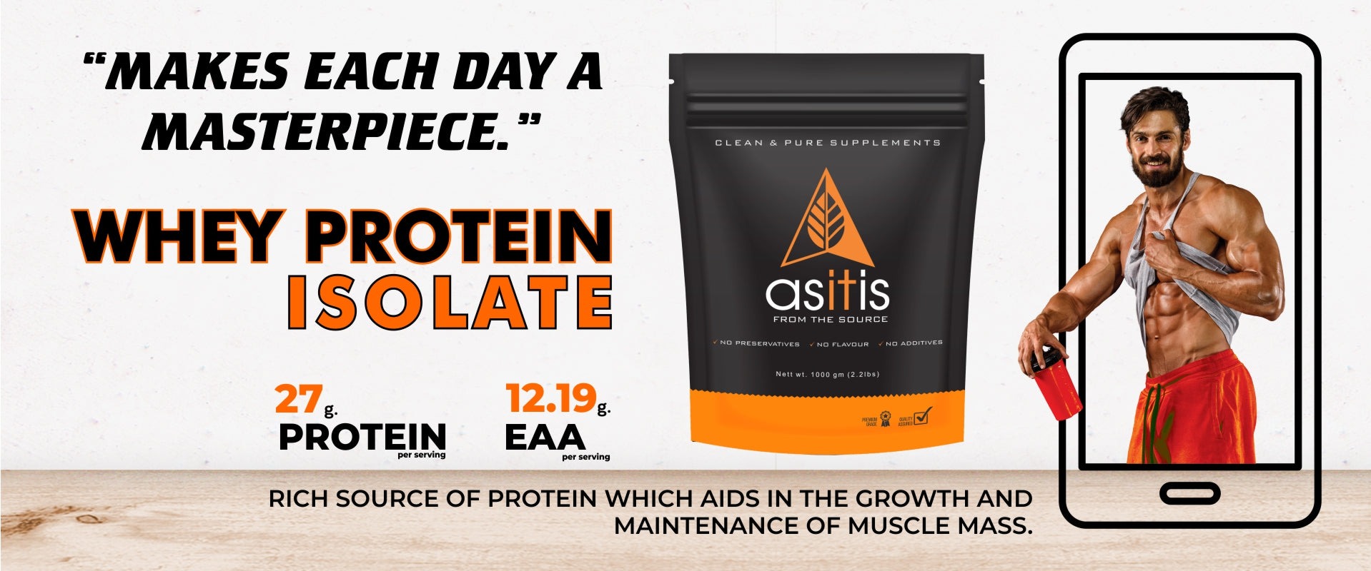 Buy Whey Protein Online, ASITIS, whey protein india, as it is