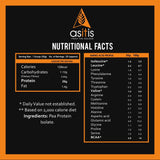 AS-IT-IS Nutrition Pea Protein Isolate, Vegan & Gluten Free - As-It-Is Nutrition