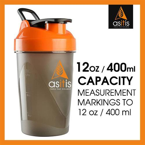 purchase Protein Shaker Bottle with Scoop (30g) & Mixer Ball online india