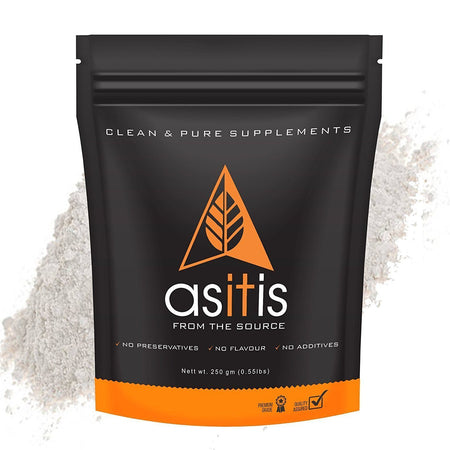 AS-IT-IS Nutrition Pure Creatine Monohydrate