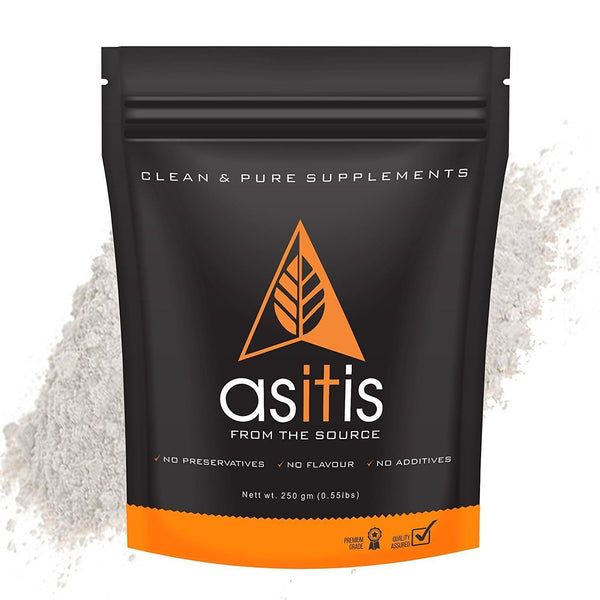 AS-IT-IS Nutrition L-Glutamine for Muscle Growth and Recovery - As-It-Is Nutrition