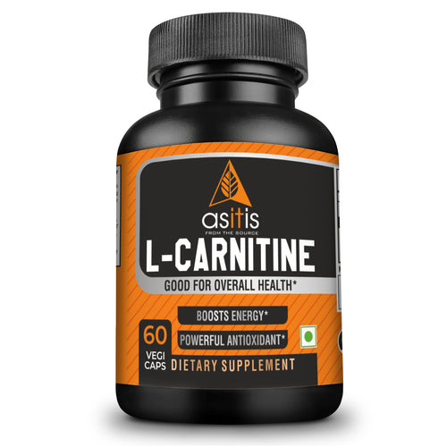 AS-IT-IS L-Carnitine Capsules