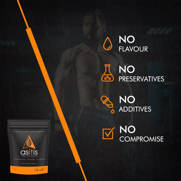 chemical free beta alanine