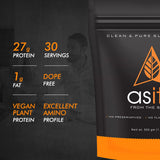 AS-IT-IS Nutrition Soy Protein Isolate
