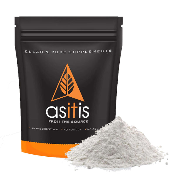 AS-IT-IS Vitamin C Powder - 100g | 100% Pure Ascorbic Acid | Highly Bioavailable | For Skin Whitening | Food Grade