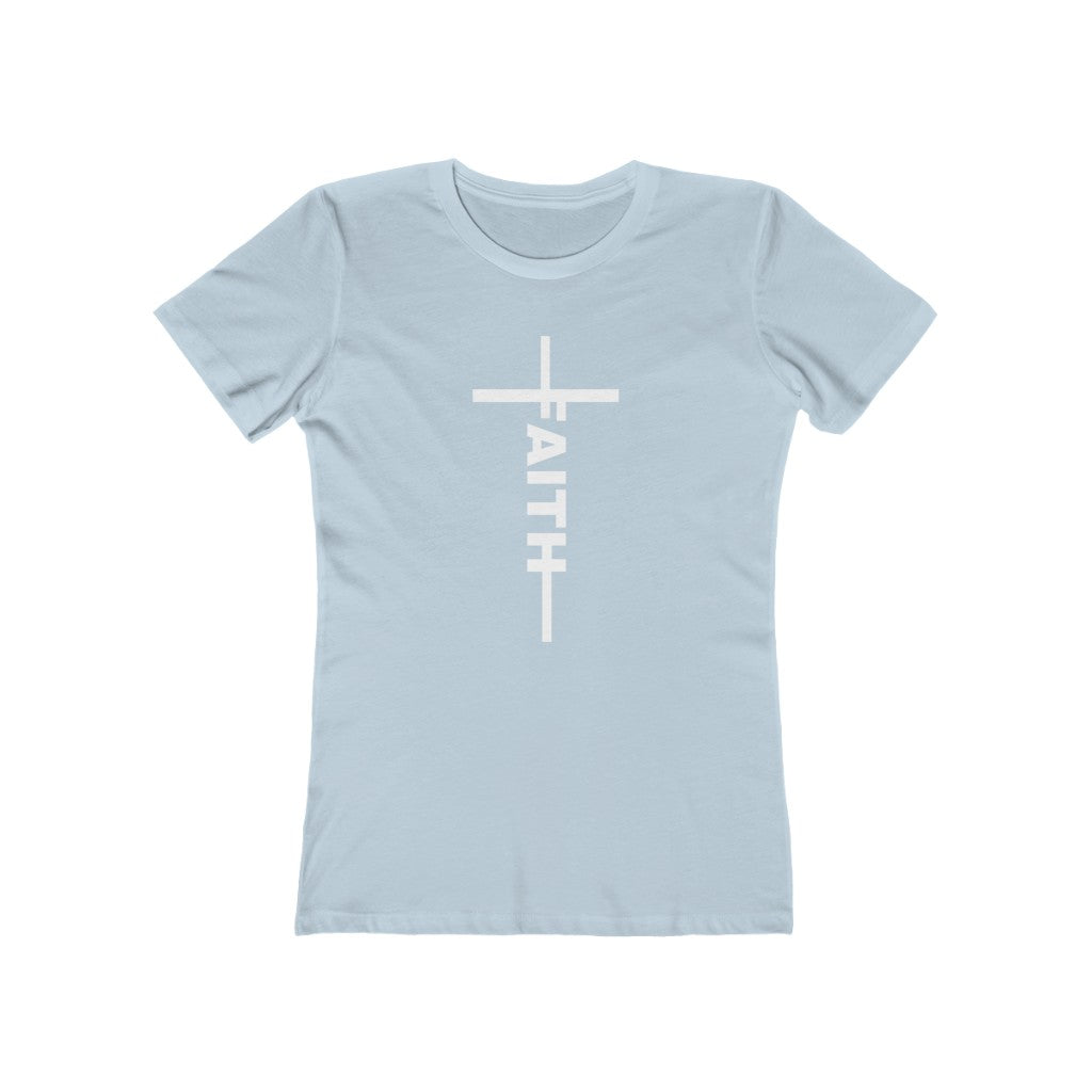 Faith Cross Women's Boyfriend Tee