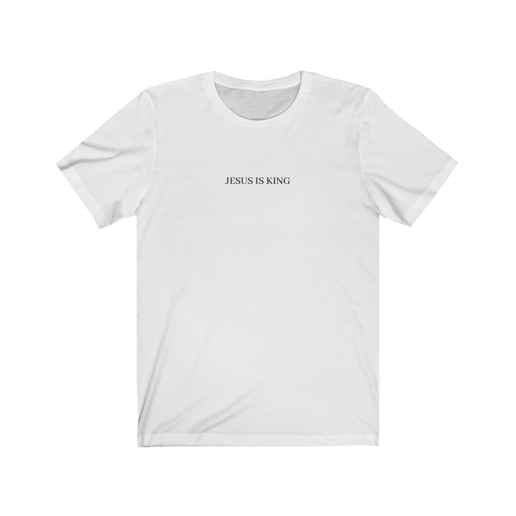 Jesus is King Unisex Tee