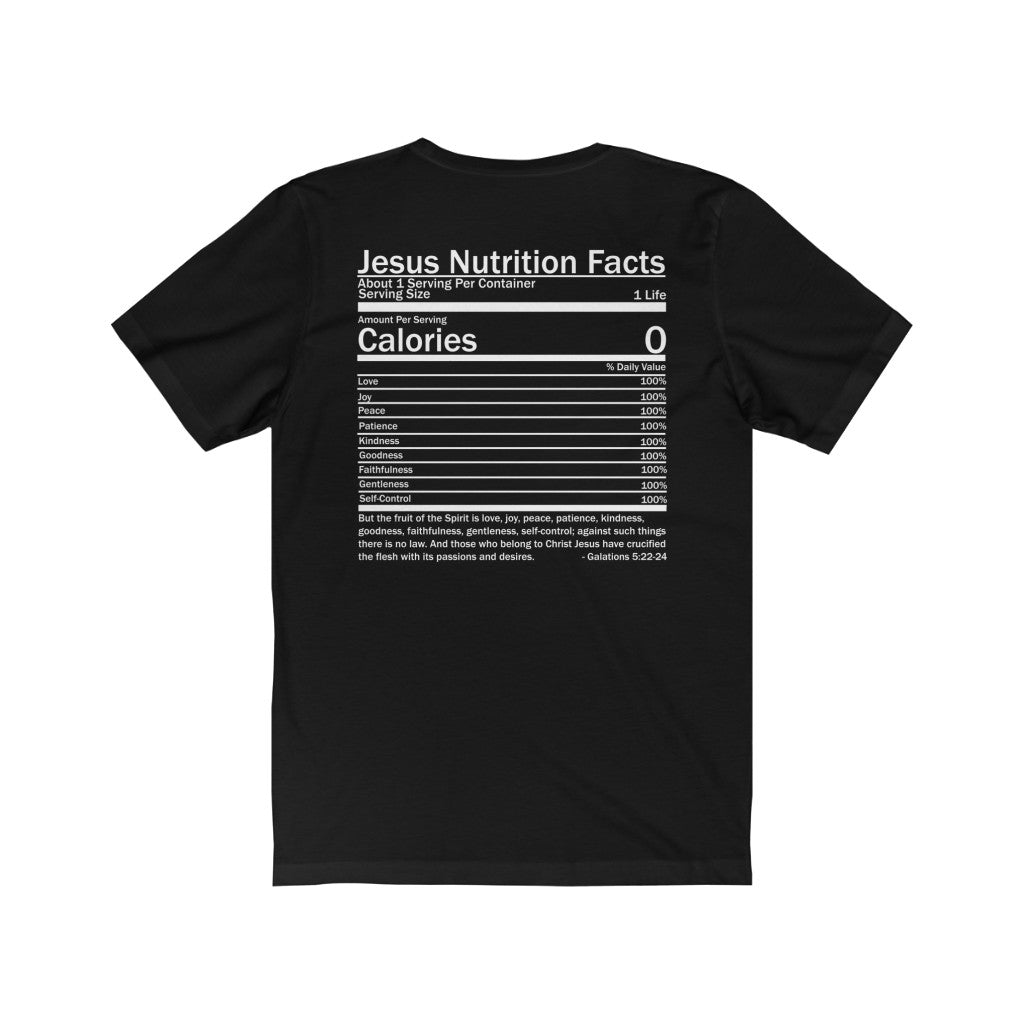 Jesus Facts Unisex Tee