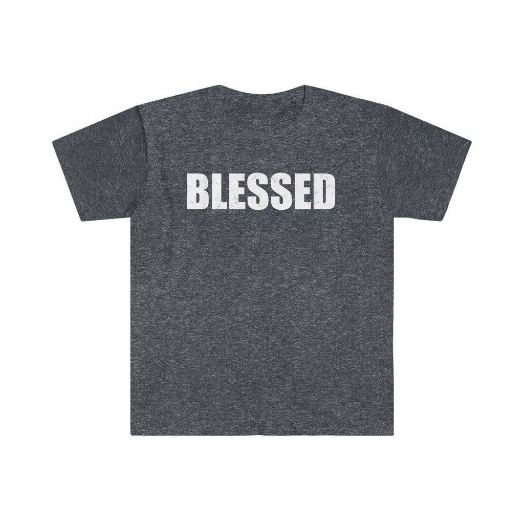 Blessed Men's Fitted Tee
