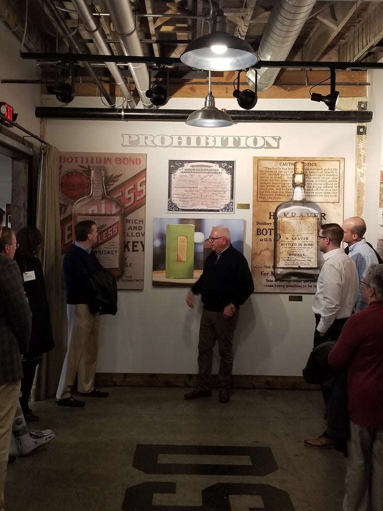 Kentucky Peerless Distillery Tour Review