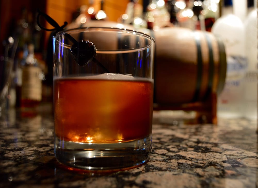 The Barrel-Aged Vieux Carré Recipe