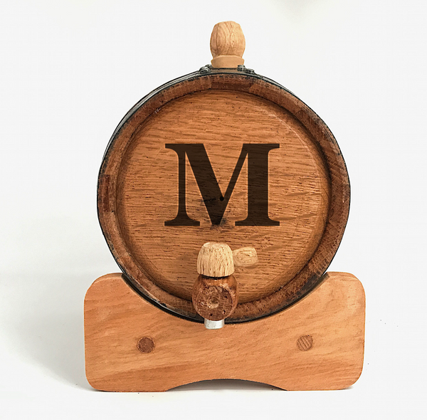 Monogram Mini Barrel