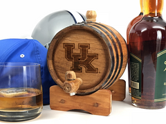 University of Kentucky Collegiate Bourbon Barrels