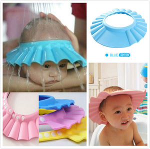 Safe Shampoo Shower Cap