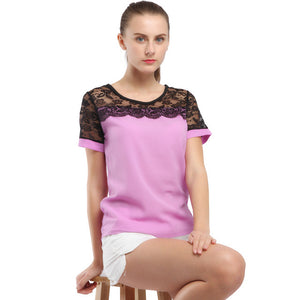 Blouses Summer Lace