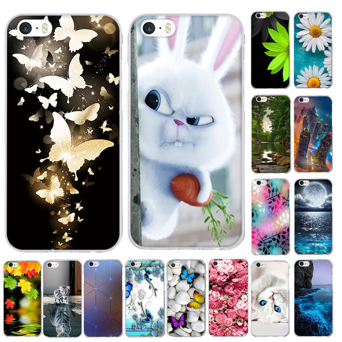 Animate 3D Cases for iPhone 5, 5s, 6 6s 7