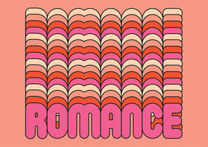 Double Romance Limited Edition Print