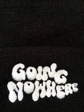 Going Nowhere Beanie BLACK