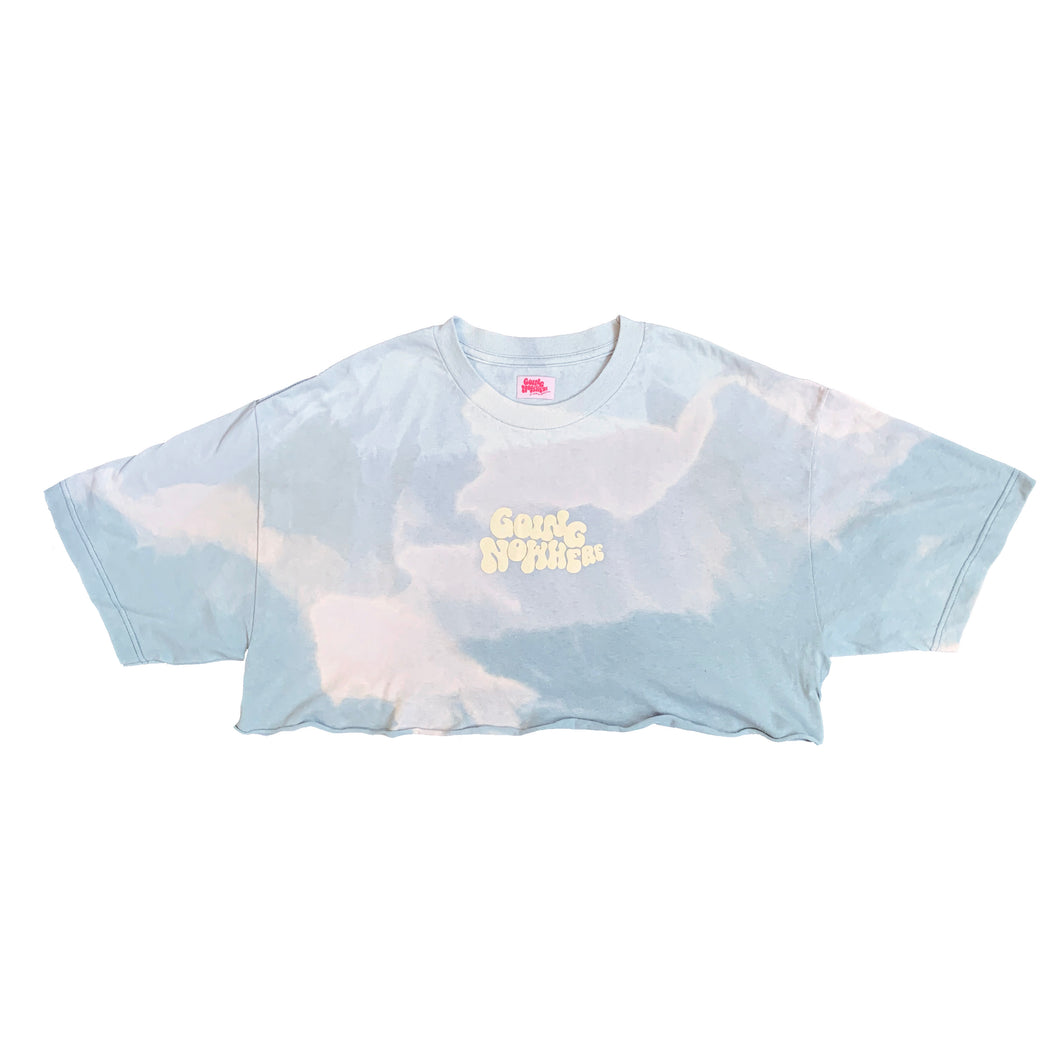ART SERIES CUSTOM TEE 17 - OVERSIZE CROP