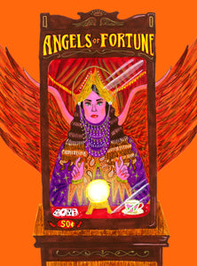Angels of Fortune Limited Edition Print