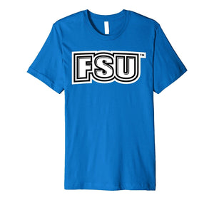 Fredonia State University Blue Devils T-Shirt fashion short sleeved T shirt for men Summer funny tee shirt