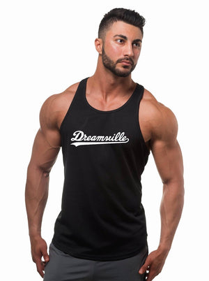 Male Tank Top Cotton Vest Mens Dreamville Records Tank Top