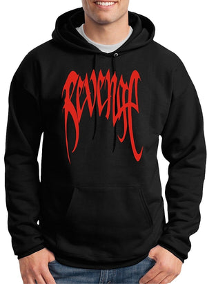 XXX TENTACION Revenge Mens Hoodie Sweatshirts Winter Fall