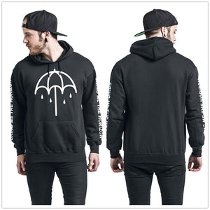 Bring Me The Horizon Umbrella Hooded Sweatshirt Black