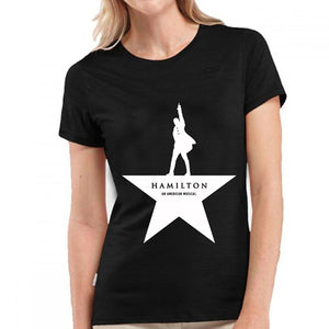 Fashion hamilton an american musical for women T shirt