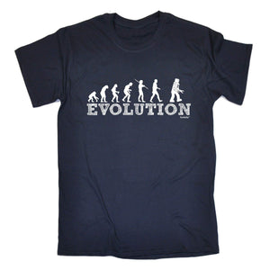 Men's - EVOLUTION ROBOT - Loose Fit T-shirt